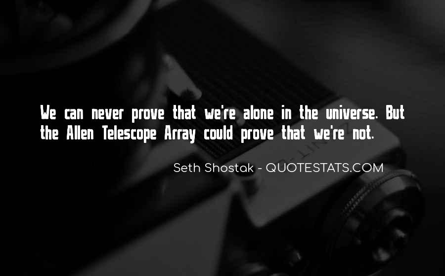 Telescope Quotes #1012528