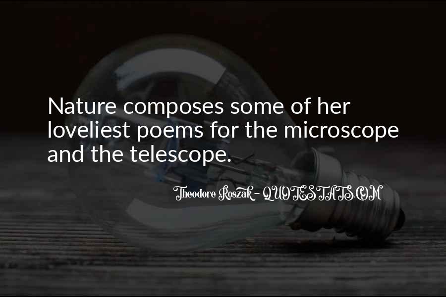 Telescope Quotes #1019806