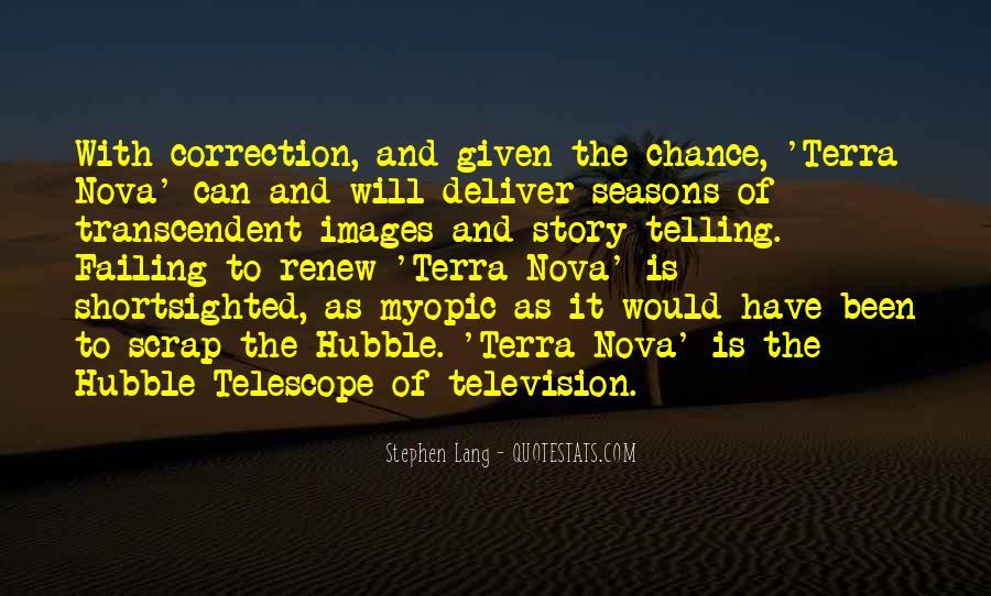 Telescope Quotes #104043