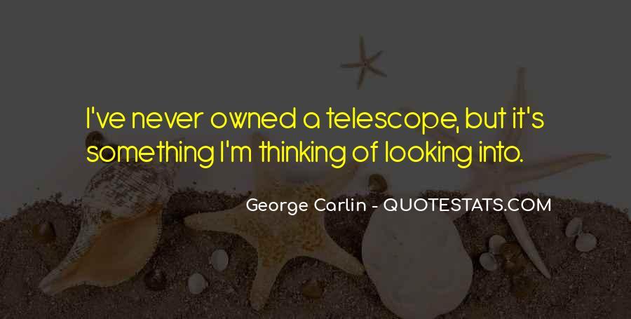 Telescope Quotes #129271