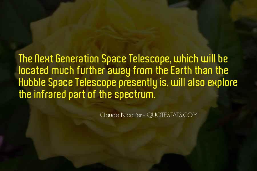 Telescope Quotes #196861