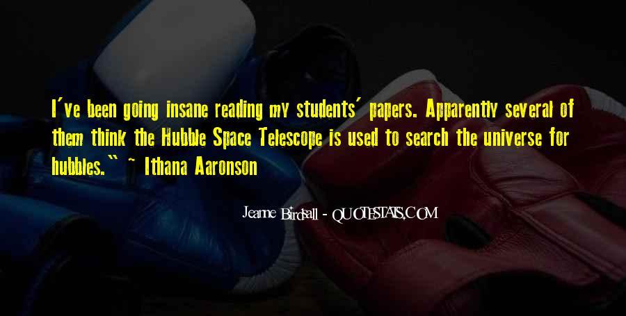 Telescope Quotes #214943