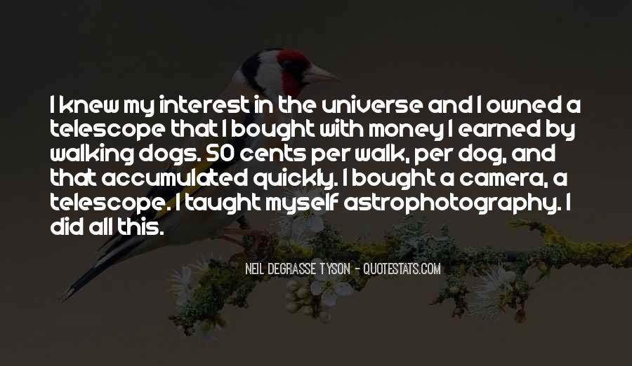 Telescope Quotes #230546