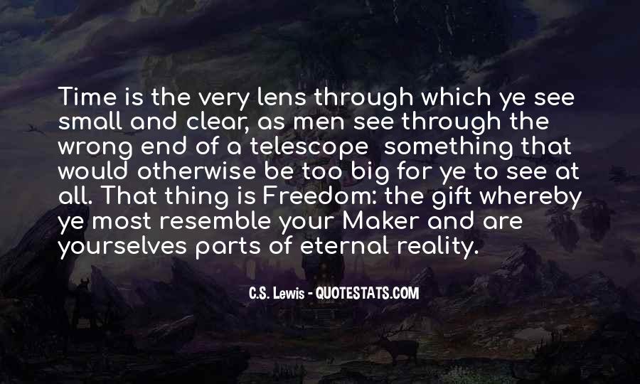 Telescope Quotes #362682