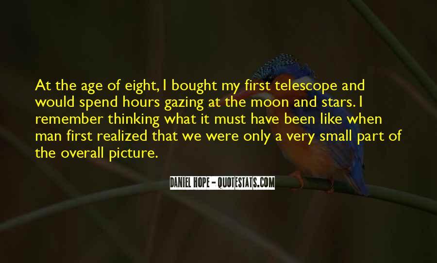 Telescope Quotes #398135