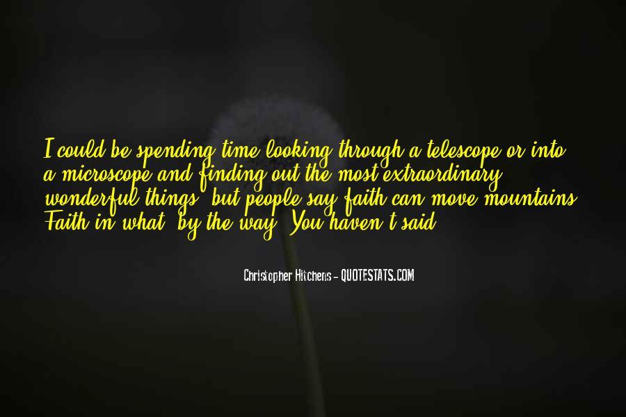 Telescope Quotes #409763