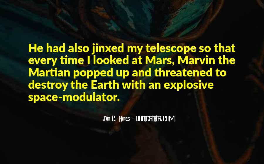 Telescope Quotes #416597