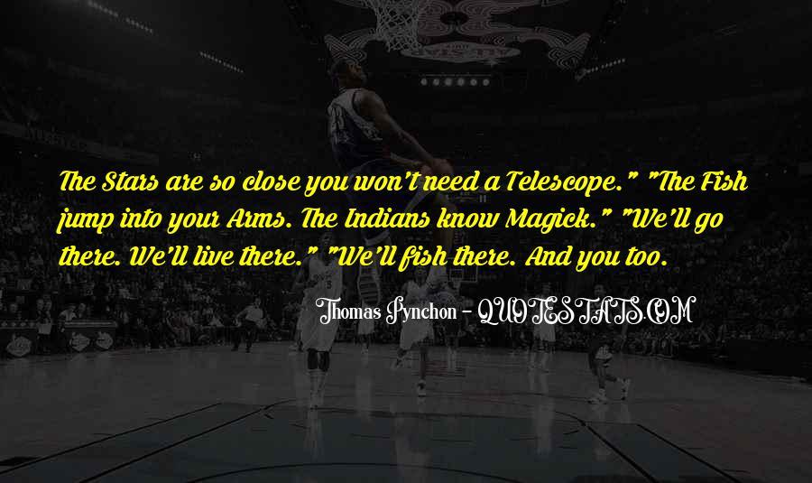 Telescope Quotes #426439