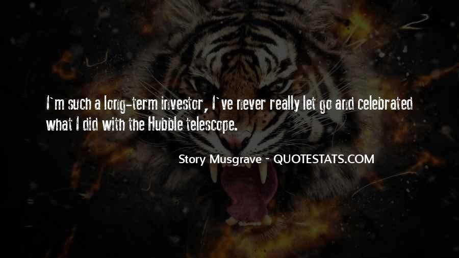 Telescope Quotes #524118