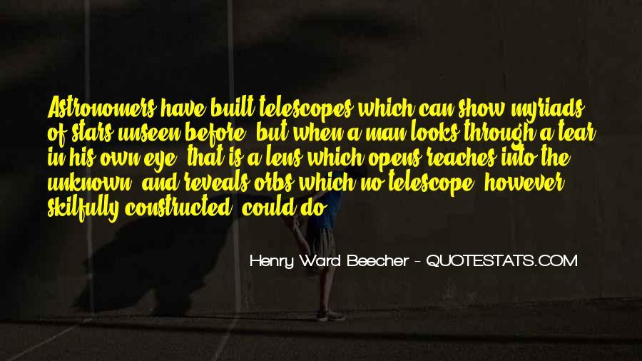 Telescope Quotes #525271