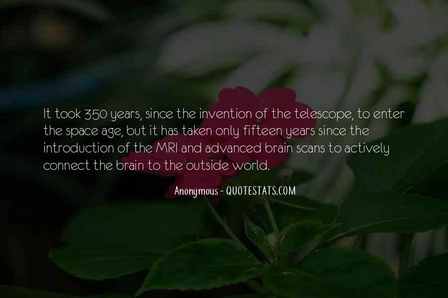 Telescope Quotes #544766