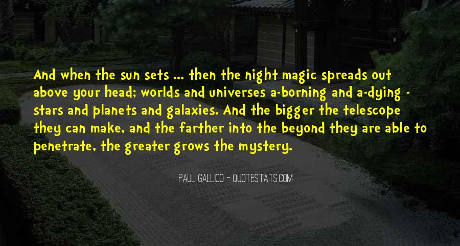 Telescope Quotes #55127