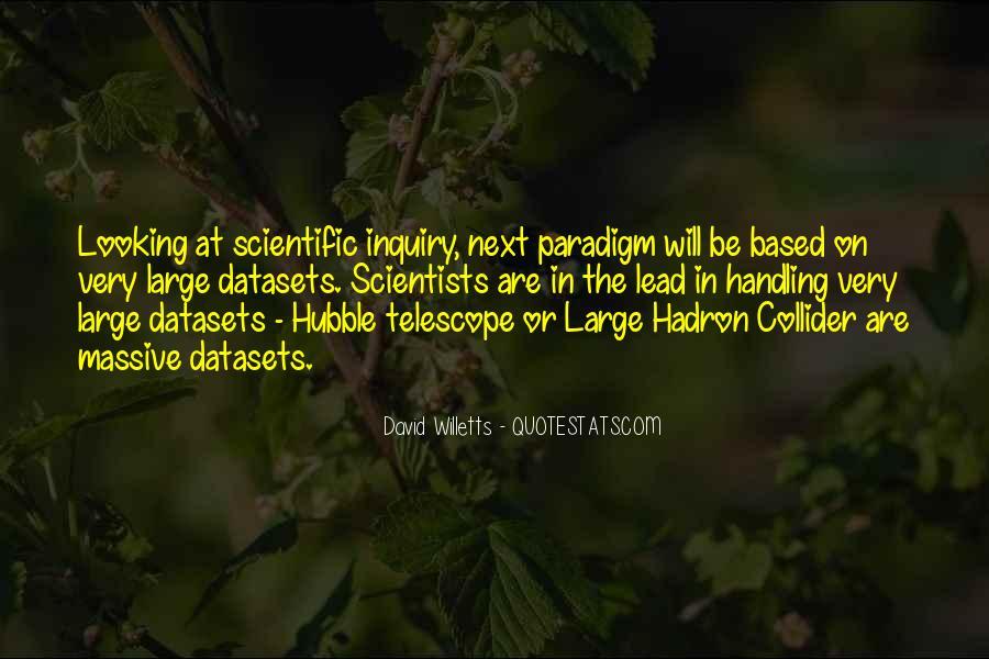 Telescope Quotes #573003