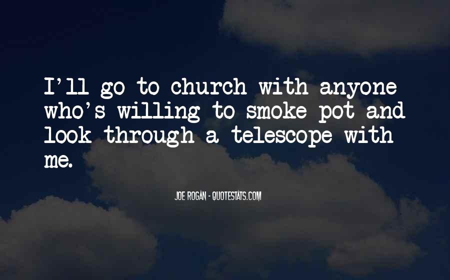Telescope Quotes #582268
