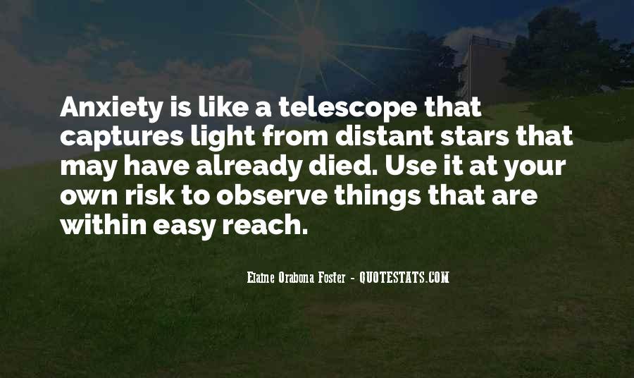 Telescope Quotes #629552