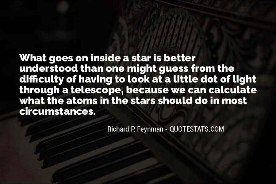 Telescope Quotes #671746