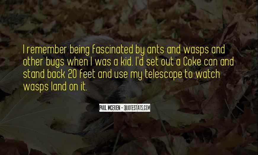 Telescope Quotes #682199