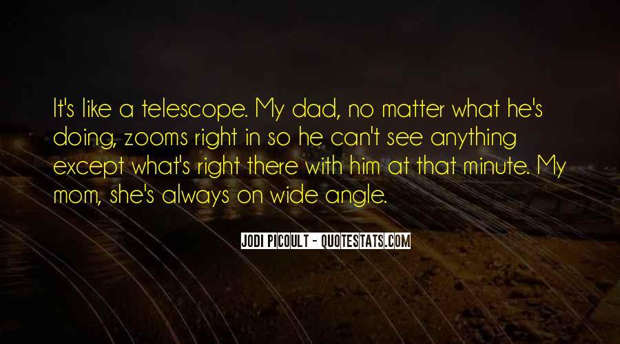 Telescope Quotes #72657