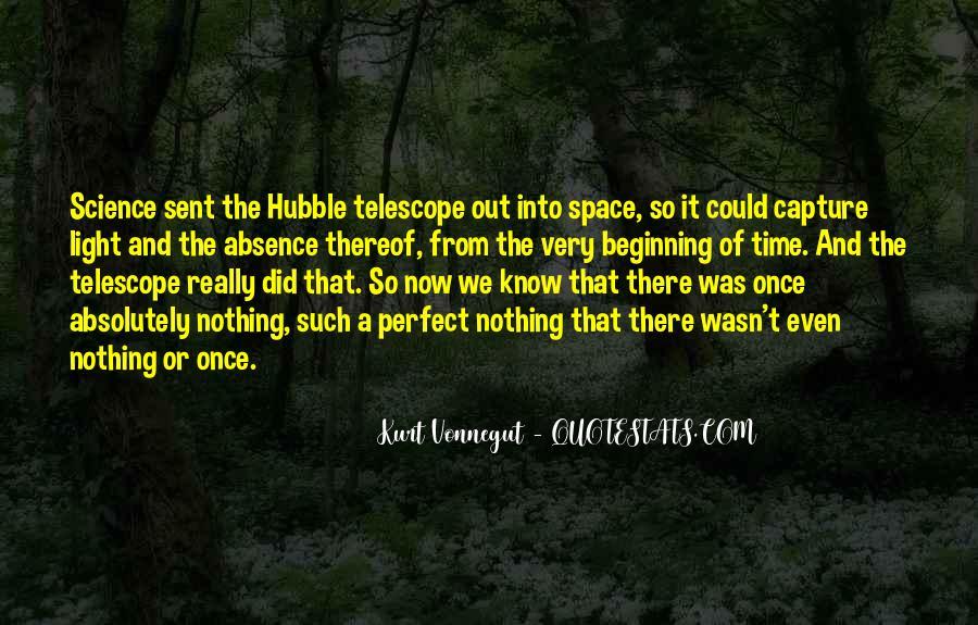 Telescope Quotes #768055