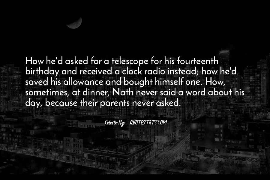 Telescope Quotes #80898