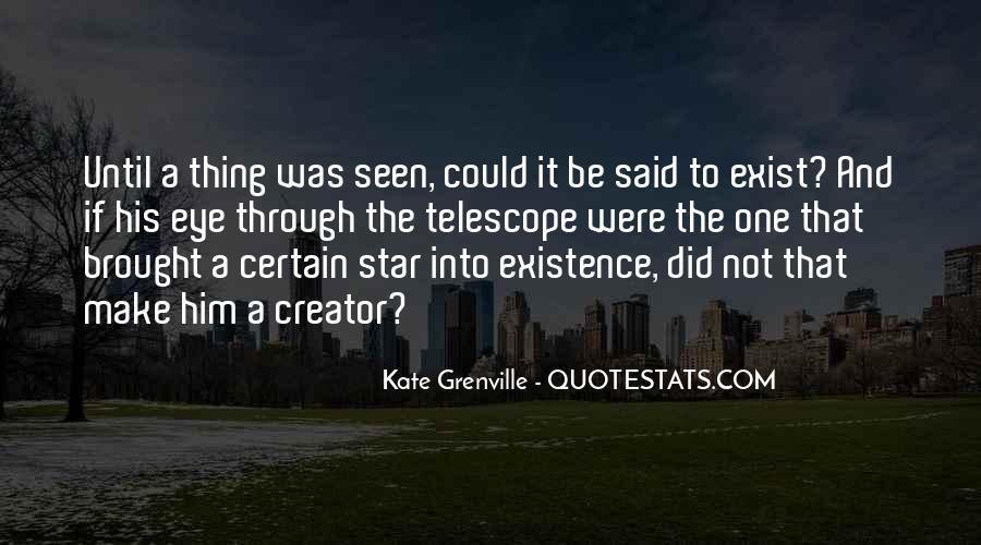 Telescope Quotes #856482