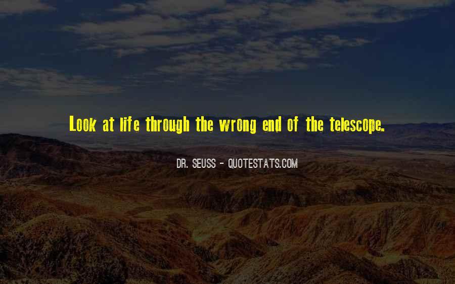 Telescope Quotes #906705