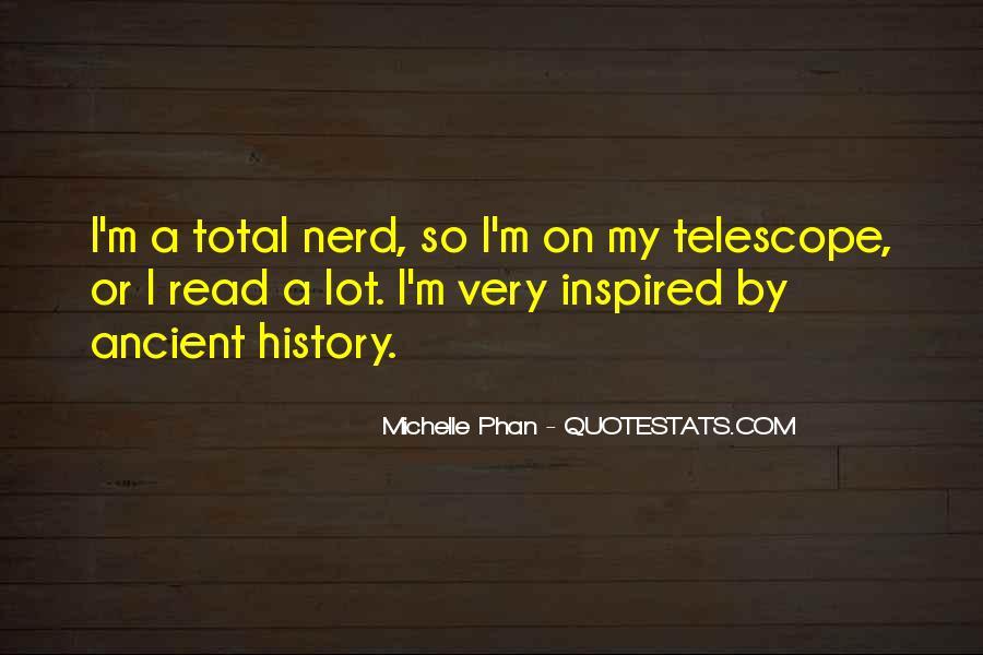 Telescope Quotes #969737