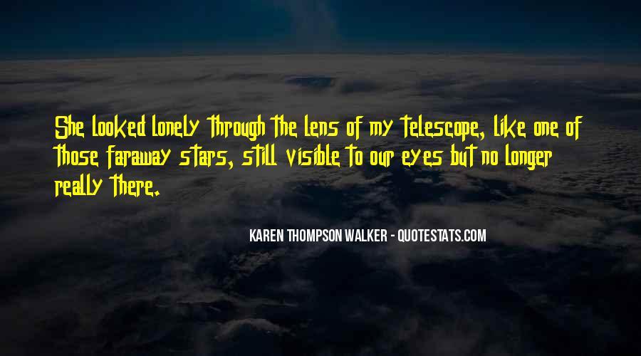 Telescope Quotes #970409