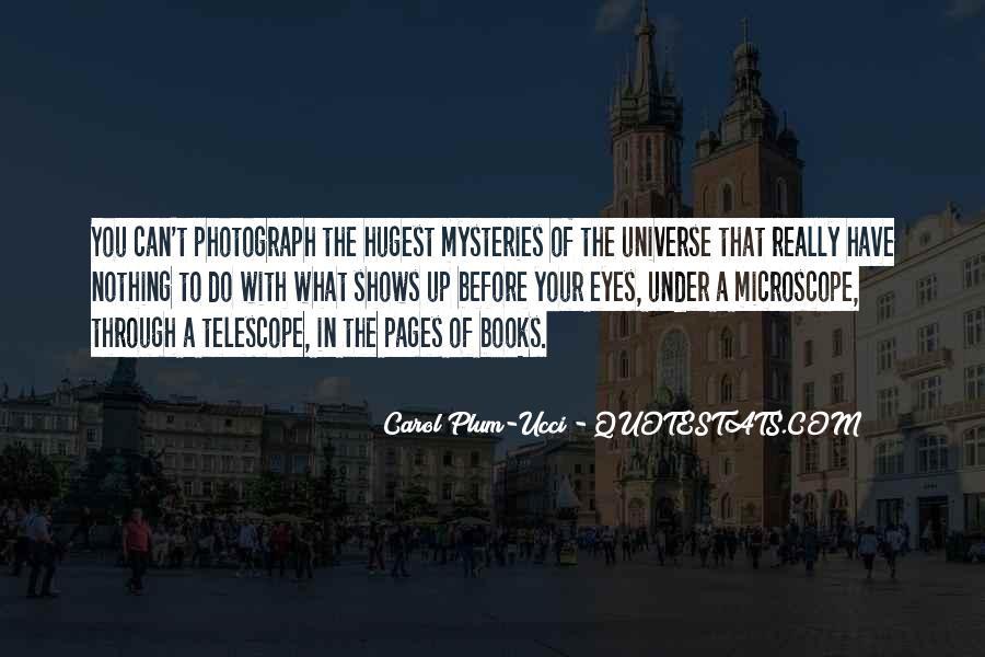 Telescope Quotes #980070