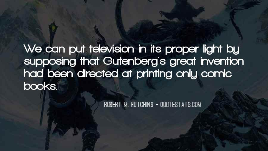 Television Invention Quotes #1749147