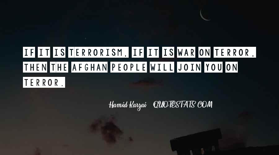 Quotes About Afghan People #147107