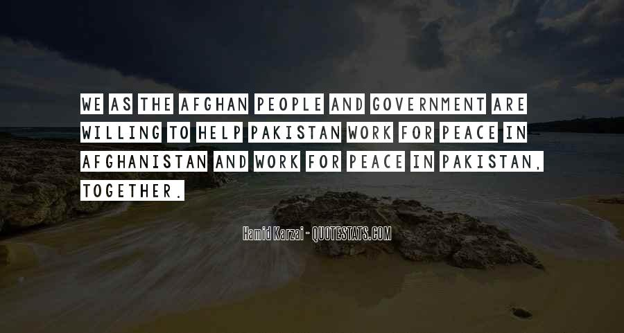 Quotes About Afghan People #1506399