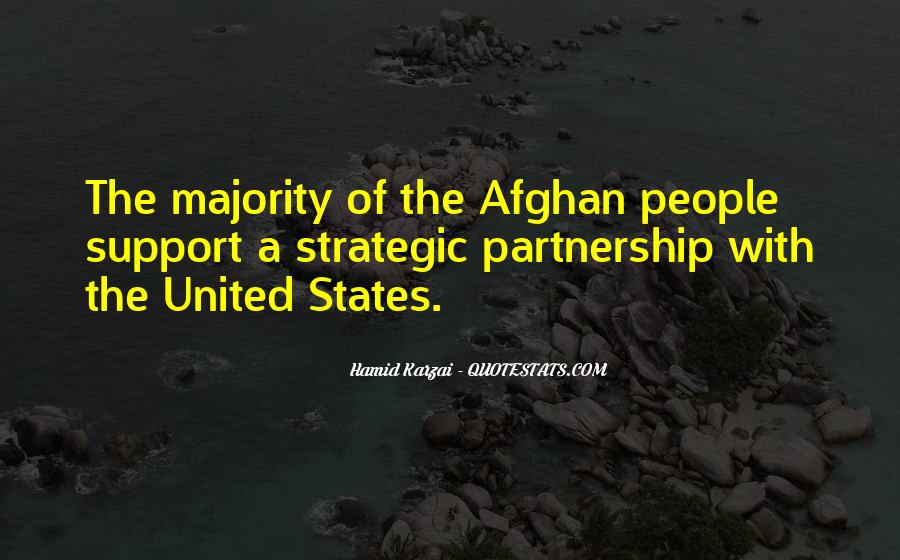 Quotes About Afghan People #164990