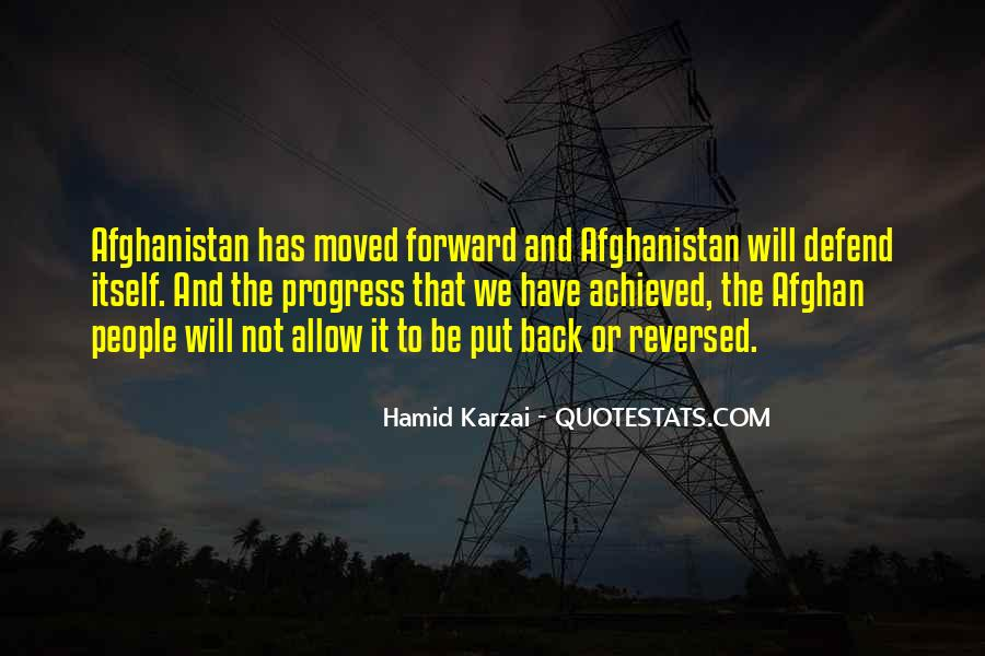 Quotes About Afghan People #1855396