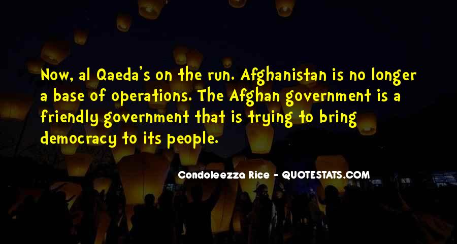 Quotes About Afghan People #749478
