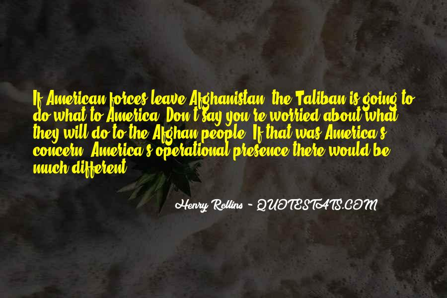 Quotes About Afghan People #840254