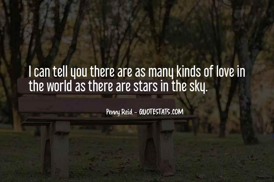 Tell The World You Love Me Quotes #1373968