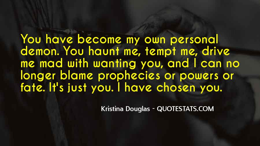 Tempt Fate Quotes #1694346