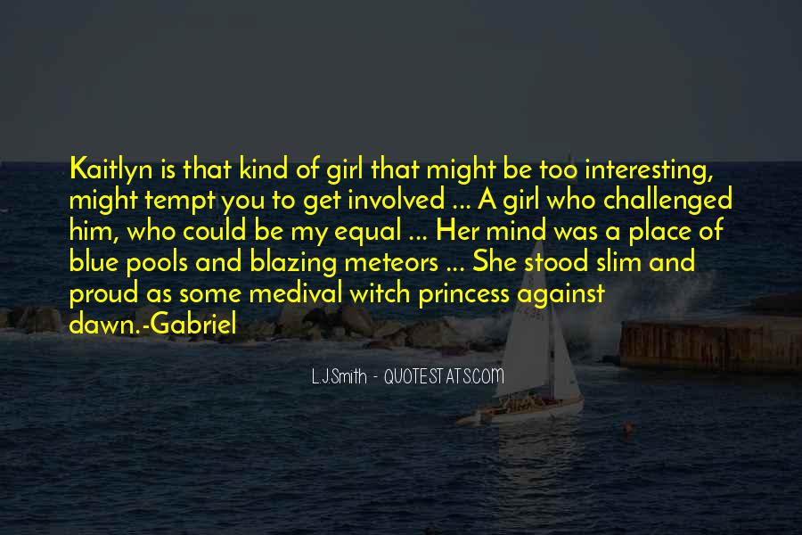 Tempt Girl Quotes #244787