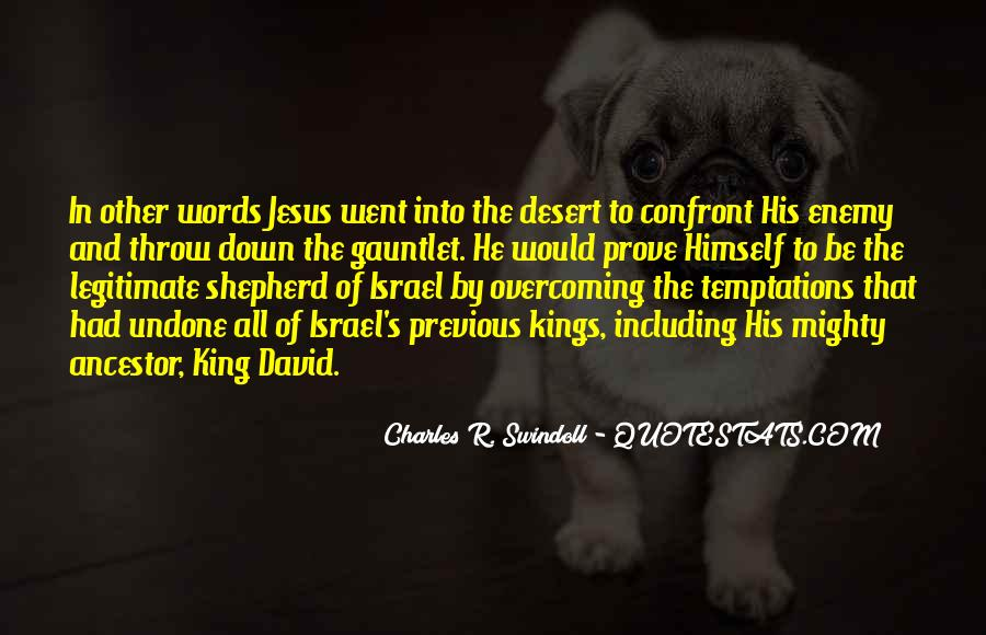 Temptation Of Christ Quotes #1169367