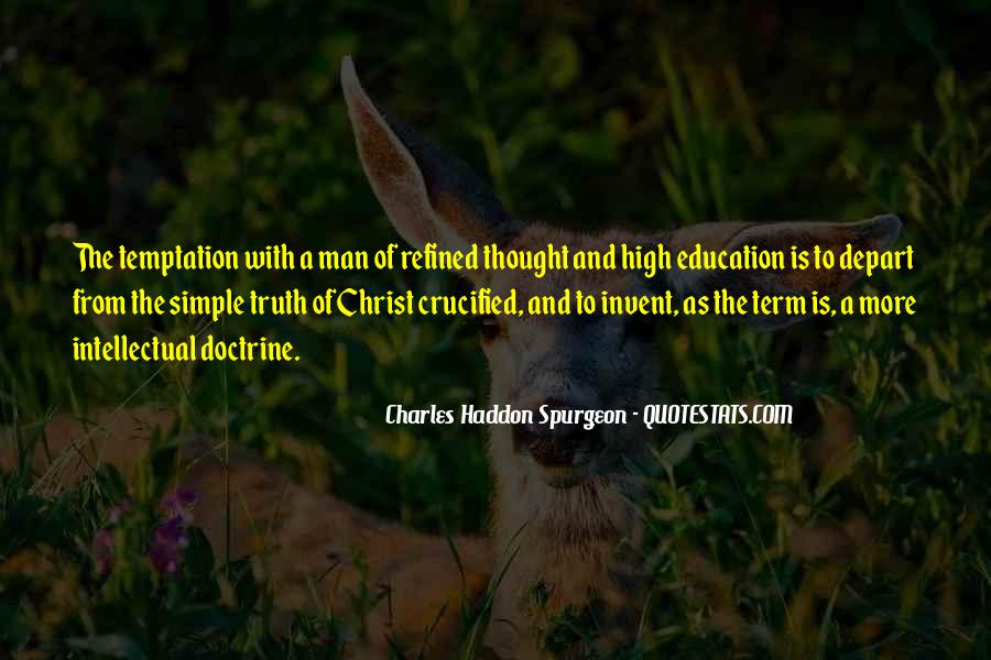 Temptation Of Christ Quotes #1572941