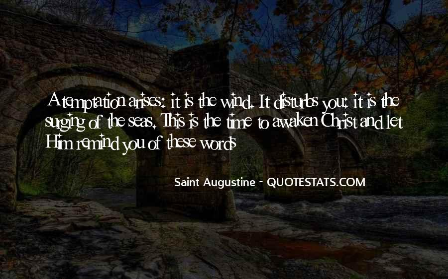 Temptation Of Christ Quotes #283904