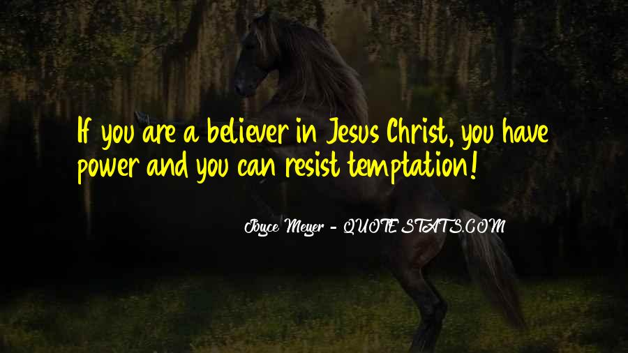 Temptation Of Christ Quotes #418137