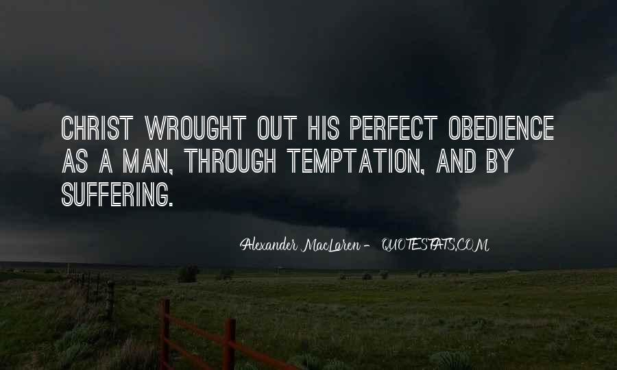 Temptation Of Christ Quotes #52598