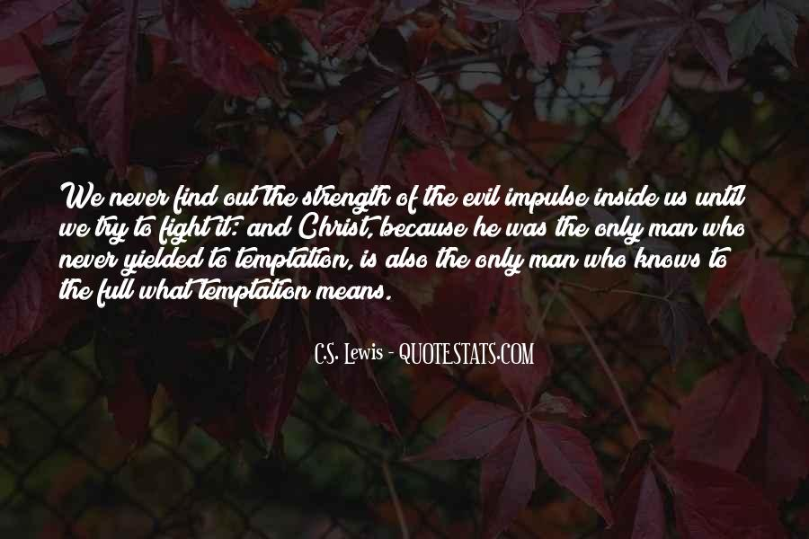 Temptation Of Christ Quotes #916232