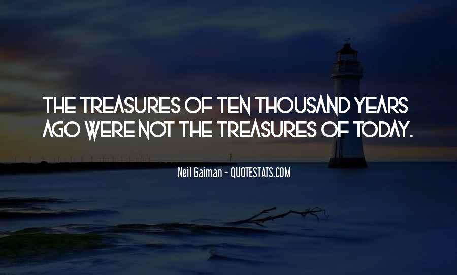 Ten Years Ago Quotes #845424
