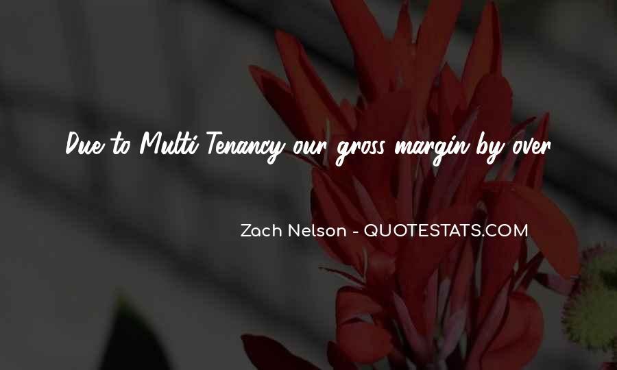 Tenancy Quotes #78921