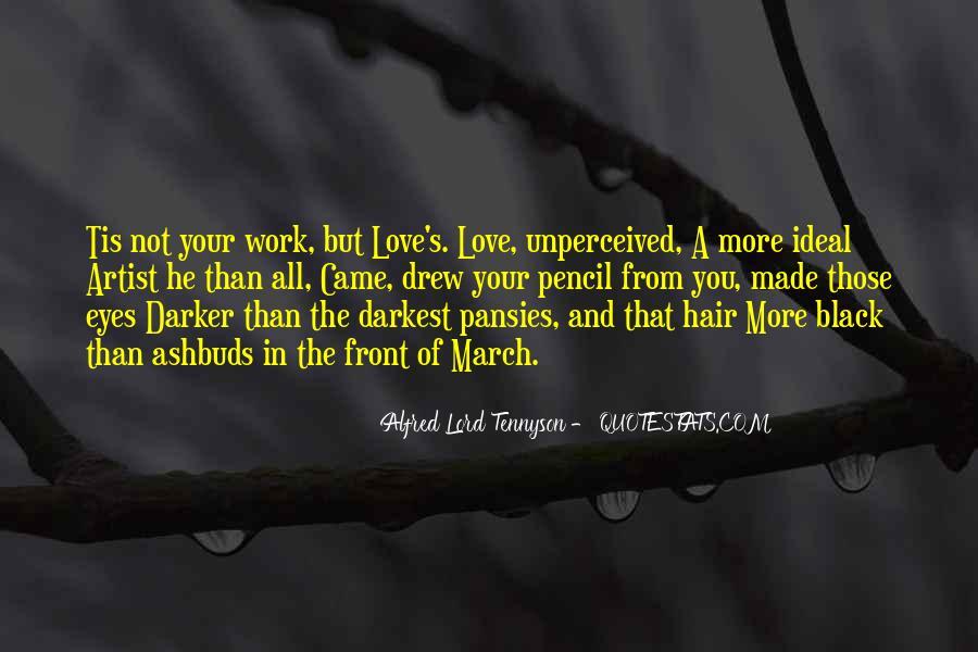 Tennyson Alfred Quotes #121943