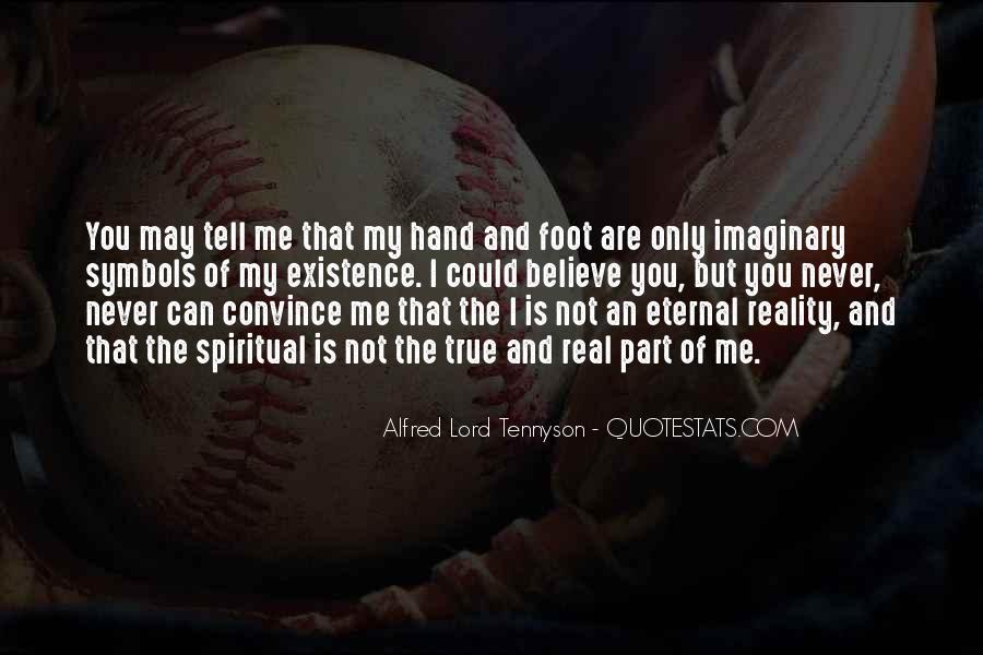 Tennyson Alfred Quotes #139328