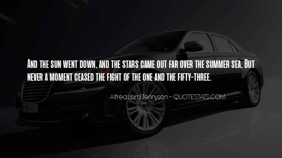 Tennyson Alfred Quotes #145198
